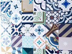 Pretty tiles  #Lyon #igersLyon #pligmug #spring #tiles #design #interiordesign #floor #architecture #mosaic #pattern #interior #decor #ihavethisthingwithfloors #fromwhereistand #inspiration #vscocam #ceramic #vintage #flooring #patterns #homedecor #vsco #tiling #decoration #house #colour #floors #building #tileaddiction by apatchofbluesky