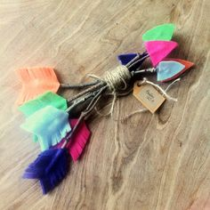 """Love these arrows for a little boy: Psalm 127:4. """"Like arrows in the hands of a warrior are sons born in one's youth"""" *from The Joyeful Journey blog :)"""