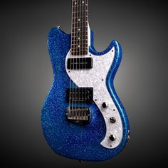 """The Fallout shares the original Leo Fender-designed SC-2 body shape, comfortable, sustain-rich G&L Saddle Lock bridge and easy-playing medium-C-shape neck with a 12"""" radius and medium-jumbo frets. Fro"""