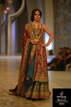 Pakistan Pantene Bridal Couture Week 2013