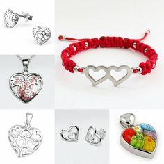 ♥♥♥... Srdiečka kam len oko dovidí... 😀😍😊 Do 14.2.2019 si môžete k nákupu nad 50 € vybrať ako darček srdiečkové náušničky. 😍 Doprava objednávok nad 40 € je zadarmo... 👍😊 . . . www.jesidesign.sk/inspiracie www.jesidesign.sk . . . Bracelets, Jewelry, Instagram, Jewlery, Jewerly, Schmuck, Jewels, Jewelery, Bracelet