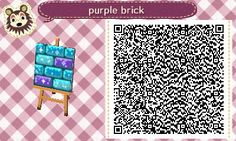 purple brick - click the pic.