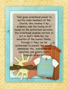 priesthood preview