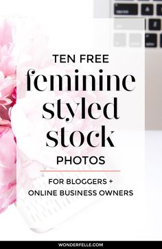 """Last month I launched the Styled Stock Society and I'm thrilled that so many business owners and bloggers have already joined! Despite the fact that I've gotten paid to create content for years, I definitely don't consider myself a """"pro"""" photographer so I'm seriously just happy that I can share an affordable resource for feminine styled stock …Continue Reading"""