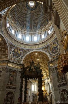 The high Altar insid