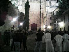 Procesión noche Salamanca