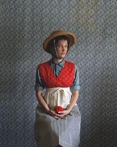 Travail Apron by xMOTHERx on Etsy, $49.00