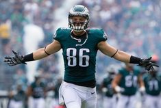 1896435de Image result for zach ertz Ertz Eagles, Nfl Football, Football Players,  Football Stuff
