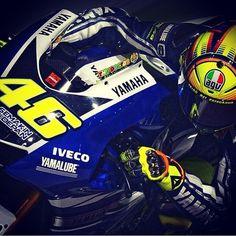 Valentino Rossi  - Qatar 2013
