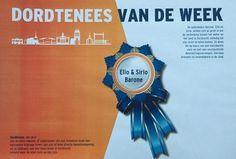 Sinds de nieuwjaarstoespraak van onze nieuwe burgemeester Wouter Kolff weten wij nu ook dat de term #Dordtenees net als #Dordtenaar een correcte benaming is voor een inwoner van Dordrecht. We zijn trots en voelen ons vereerd dat wij door de VVD Dordrecht zijn verkozen!