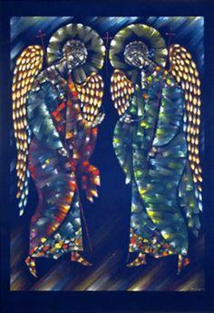 Необыкновенные иконы Юрия Кузнецова - Ярмарка Мастеров - ручная работа, handmade
