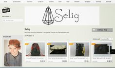 Yeah!!! Shoperöffnung!! selig-shop.dawanda.com