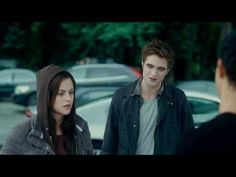 Jacob Black: Charlie said you left town. Bella Swan: Yeah, to visit my mom. Why? Edward Cullen: He's checking to see if you're still human. - Eclipse