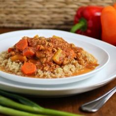 CLEAN Gut | Day 3! Turkey & Vegetable Chili Over Quinoa! For those of you who are doing the Clean Gut cleanse with Dr. Junger, this is a per...