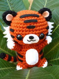 Tiger Amigurumi