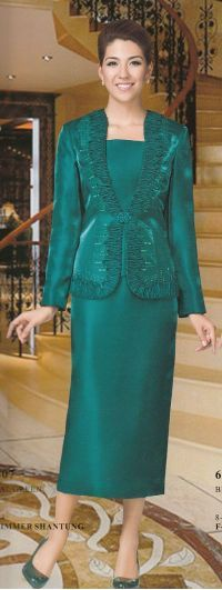 Nina 6307 Formal Ladies Suits for Church or a Wedding - Fall 2012
