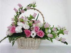 Happy Women Day Chúc cho một nữa Thế giới làHappy Women DayChúc cho một nữa Thế giới là bà là mẹ là chị em phụ nữ luôn xinh đẹp,khoẻ mạnh và thành công... Rosen Arrangements, Basket Flower Arrangements, Tropical Floral Arrangements, Funeral Flower Arrangements, Funeral Flowers, Bunch Of Flowers, Beautiful Flowers, Floral Style, Floral Design
