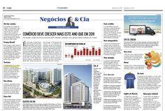 Título: Negócios & Cia;  Veículo: O Globo;  Data: 14/12/2012;  Cliente: Imaginadora