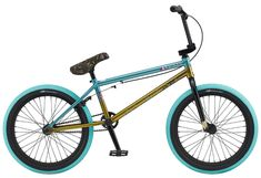 Unleash your creativity and find your style with GT's Mercado Team Comp. This BMX bike is a Pro Team replica that sports a Gloss Trans Mint and Yellow Fade color. Available at Bike Attack Santa Monica, Playa Vista, Culver City, Los Angeles. Power Series, Bottom Bracket, Fade Color, Bmx Bikes, Custom Bikes, Bicycles, Custom Motorcycles, Bicycle, Custom Bobber