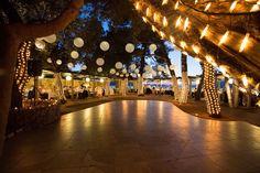Croatia wedding reception