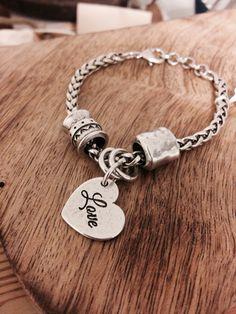 Heart Charm, Hungary, Charmed, Jewellery, Bracelets, Jewels, Schmuck, Bracelet, Jewelry Shop