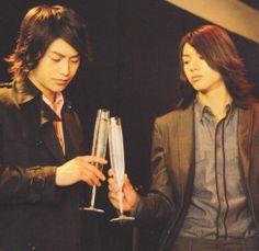 ryota ozawa and yuki yamada