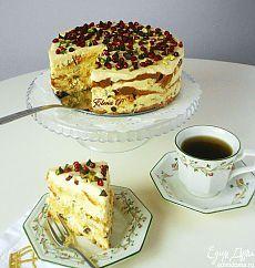 Итальянский рождественский торт (без выпечки) пользователя *Elenissima*
