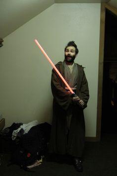 """Unreleased still from """"Cody: Rec Room Jedi"""""""