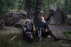 Este cosplay de The Witcher 3 é uma bela reunião de família - EExpoNews