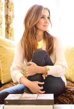 Behind the Scenes with Aerin Lauder