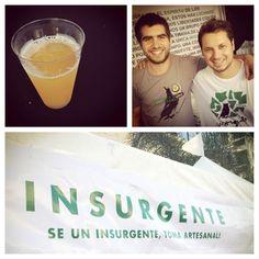 Insurgente Brewery Team