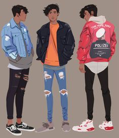 legs by khovii on DeviantArt - Trend Character Design Feminino 2019 Boy Character, Character Outfits, Character Drawing, Male Character Design, Character Design Animation, Character Illustration, Cartoon Kunst, Cartoon Art, Male Cartoon Characters