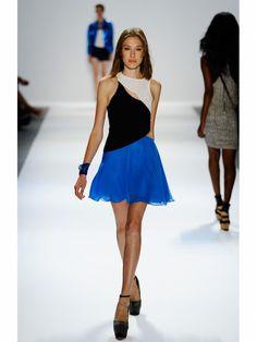 Charlotte Ronson Fashion Week Spring/Summer 2013