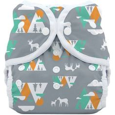 Thirsties Snap Duo Wrap, Size: Size 2