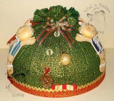 Resultado de imagem para cobre bolo natal