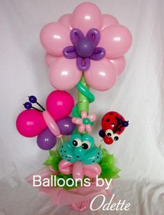 More beautiful Balloons by Odette