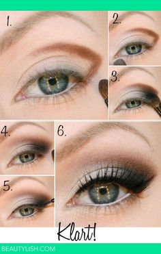 eye make up tutorial | eyeliner to finish....very important!
