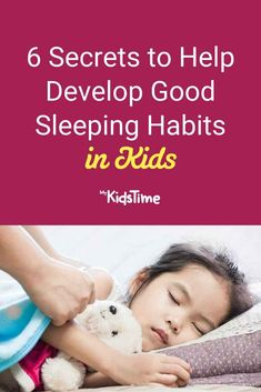 6 Secrets to Help Develop Good Sleeping Habits in Kids Sleeping Too Much, Bed Wetting, Book Works, Night Terror, Kids Up, Bedtime Routine, Sleep Deprivation, Everyone Knows, Parenting Advice
