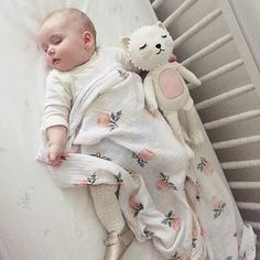 Our Cat Plush makes for the perfect snuggle buddy 🐱 📸: Sewing Toys, Baby Sewing, Sewing Crafts, Cat Doll, Baby Store, Animal Crafts, Pottery Barn Kids, Stuffed Toys Patterns, Animals For Kids