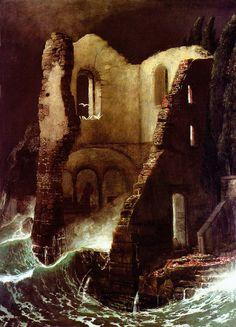Arnold Bocklin | Symbolist painter | Tutt'Art@ | Pittura • Scultura • Poesia • Musica