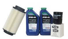 2003-2005 Sportsman 600 Genuine Polaris Oil Change and Air Filter Kit