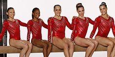 Photo 9: July 29, 2012 Douglas, Wieber Headline strongest US gymnastics team in years us gym womens 144X290