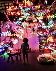 JASON RHOADES  http://www.widewalls.ch/artist/jason-rhoades/  #contemporary #art #installation