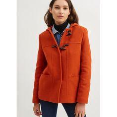 Saint James Saint James, Parka, Hooded Jacket, Saints, Athletic, Jackets, Fashion, Pea Coat, Down Vest