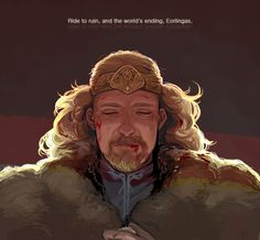 Король Теоден