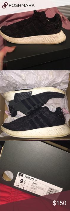 953818efb Adidas NMD R2 Adidas NMD R2 Women s 9.5. Have some wear. The white part