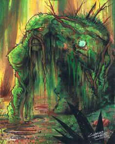 Swamp Thing - Charles Holbert Jr.