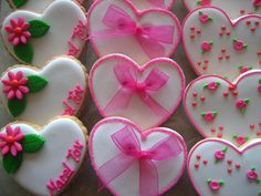 cookie party favours