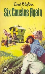 Six Cousins Again by Enid Blyton. Her books are always hopeful, as characters learn lessons and determine to change. Best Books To Read, New Books, Good Books, Vintage Book Covers, Vintage Children's Books, Enid Blyton Books, Z Book, Story Books, Animal Books