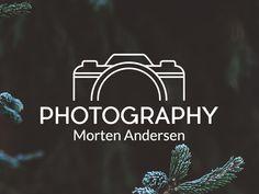 Creative Photography Logo, Photography Signature Logo, Photography Logo Design, Free Photography, Logo Foto, Photo Logo, Camera Logo, Logos Psd, Lens Flare Photoshop